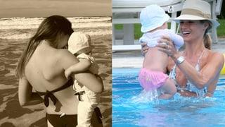 Sole, Strand und Meer: Michelles Aurora ist der beste Babysitter