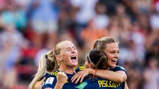 Schweden wirft Deutschland aus dem Turnier