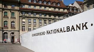 Kantone können weiter auf Geld der Nationalbank hoffen