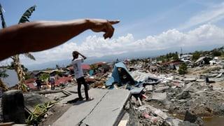 Passa 1'200 morts sin l'insla Sulawesi
