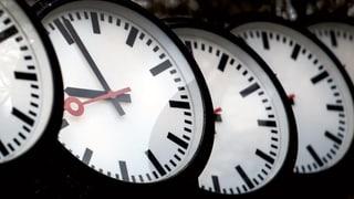 In der EU sollen die Uhren nicht mehr umgestellt werden