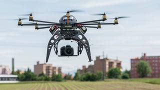 Jetzt kommt die zertifizierte Drohne