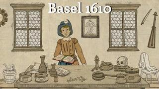 Per Mausklick durchs historische Basel