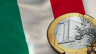 «Italiens Regierungsparteien haben sich der Realität angepasst»