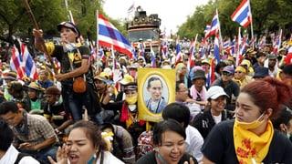 Proteste verhindern Amnestie in Thailand