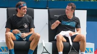 Federer startet gegen Trainings-Partner Kohlschreiber (Artikel enthält Video)