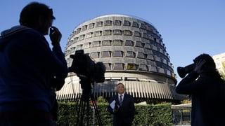 Verfassungsgericht stoppt Kataloniens Unabhängigkeitspläne