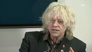 Kampf gegen Ebola: Bob Geldof holt Klassiker aus der Mottenkiste