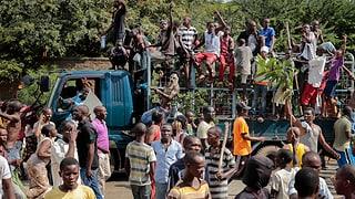 Putschversuch in Burundi: Internationale Gemeinschaft besorgt