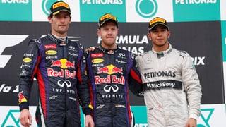 Triumph für Vettel - Team Sauber holt erste Punkte