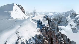 Die neue Bergstation ist bei den Aktionären unbestritten