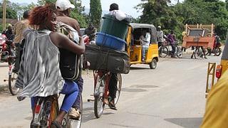 Burundis Hauptstadt ist lahmgelegt