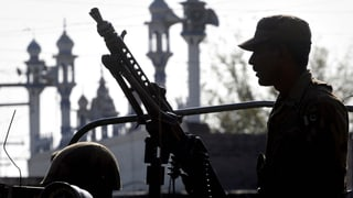 Taliban töten 21 Pakistan-Soldaten