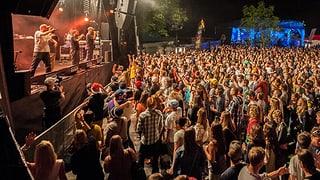 Auch das Lakeside-Festival in Hergiswil findet heuer nicht statt