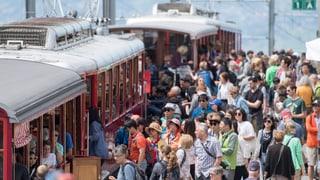 Wie viel Tourismus verträgt die Rigi?