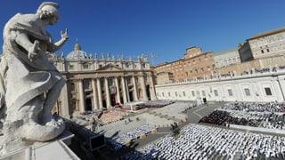 Familiensynode endet mit Seligsprechung von Paul VI.