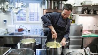 Die Berufsfachschule Baden und GastroAargau lancieren Praktikum für Kochlehrlinge im Ausland