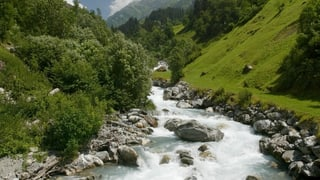 Uri: Chärstelenbach kann für Energie genutzt werden