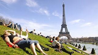 Turissem a Paris e Brüssel patescha