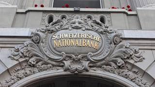 So viel hat die SNB 2015 in den Franken investiert