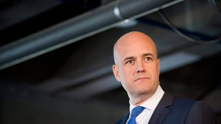 Parlamentswahl in Schweden: Premierminister Reinfeldt zittert