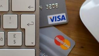 Wer haftet bei Online-Einkäufen mit Kreditkarte?