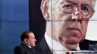 Berlusconi vs. Monti – «Grande spettacolo»
