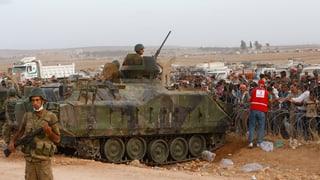 Bald türkische Bodentruppen im Kampf gegen IS?