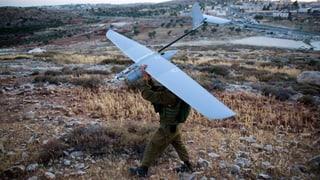 Hamas schickt Drohnen nach Israel