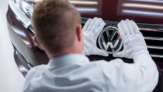 In der VW-Affäre kommt nun Ärger aus Brüssel