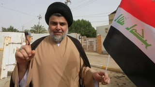 In Bagdad geben Schiiten und Kommunisten den Ton an