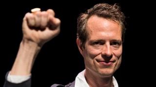 Stefan Kägi wird mit dem Schweizer Grand Prix Theater geehrt