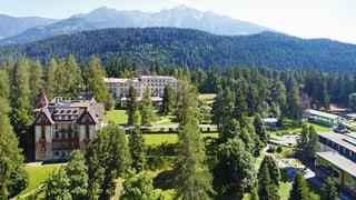Konkurs: Das Hotel Waldhaus hat 40 Millionen Schulden angehäuft
