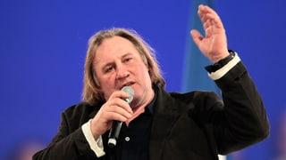 Wegen Negativ-Schlagzeilen: Depardieu kommt nicht nach Luzern