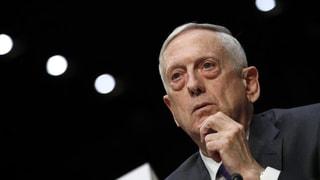 Trump wechselt seinen Verteidigungsminister aus