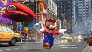 Wie bei Mario auch die Musik super wurde