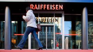 Bancas Raiffeisen Grischun cun in gudogn