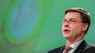 UE fa vinavant squitsch sin bursa svizra
