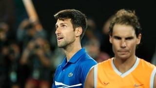 Djokovic gudogna Australian Open