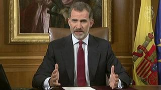 «La Catalugna metta en privel la stabilitad da la Spagna»
