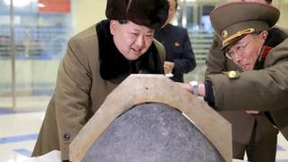 Kims jüngste Rakete legt Fehlstart hin