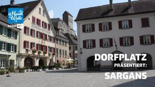 Dorfplatz Sargans
