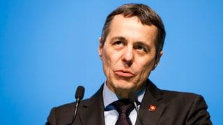 Schweiz will im Syrien-Krieg vermitteln