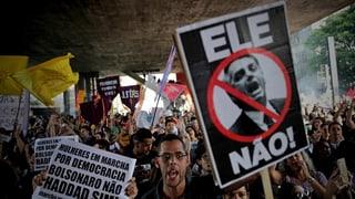 Justiz prüft Vorwürfe gegen Präsidentschaftskandidat Bolsonaro