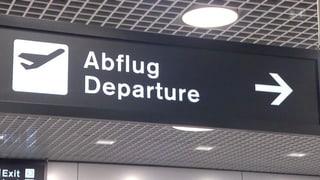 Mit Implantaten und Prothesen durch den Flughafen
