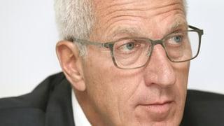 Ina «pensiun» malquieta per Pierin Vincenz