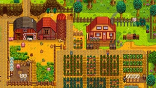 Let's Play Live-Stream: «Stardew Valley»
