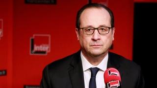 Hollande: «Griechenland entscheidet über Verbleib in Eurozone»