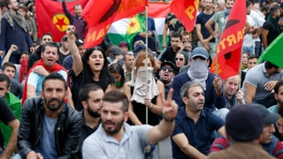 Neue alte Sorgen: Kurden-Konflikt in den Strassen Berns
