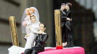 Wann kommt die «Ehe für alle» in der Schweiz?